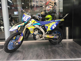 Suzuki Rm-z 250 2017