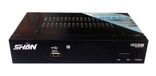 Conversor E Gravador De Tv Digital Shan Isdb-t Full Hd 1080p