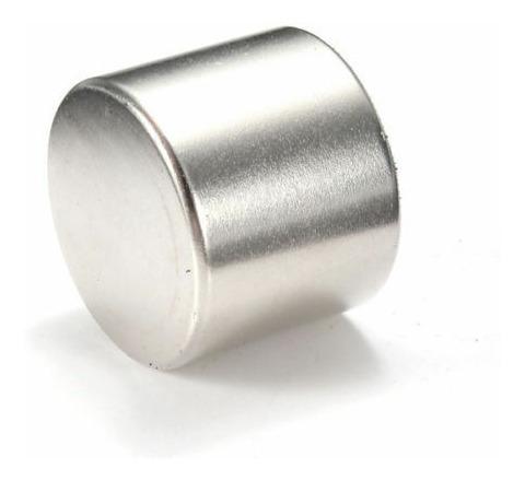 Iman Neodimio 25x20 N52 Super Fuerte Biomagnetismo 4200 Gaus