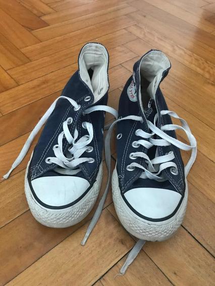 Zapatillas Converse All Star Azules