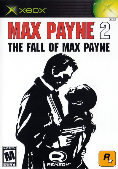 Jogo Max Payne 2 The Fall Of Xbox Clássico Game Frete Grátis