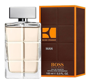 Perfume Boss Orange Para Hombre Edt 100ml 100% Originales