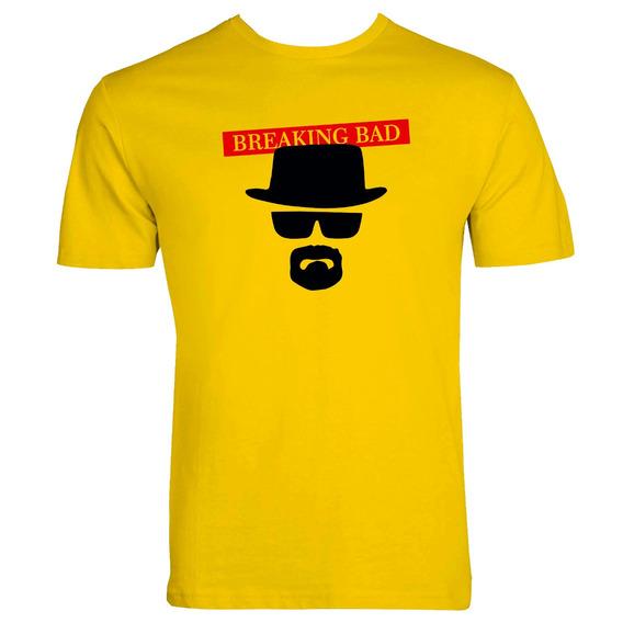 Camisa Personalizada Breaking Bad 001