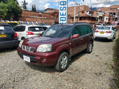 Nissan X-trail 2.4 At 4wd 2006