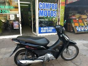Honda Biz 125 - Anticipo 18500$ - Tomo Motos Permuto!!