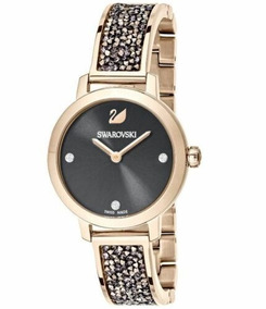 Relógio Cosmic Rock Swarovski 066 Dourado