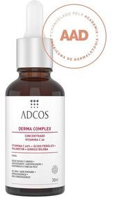 Derma Complex Concentrado Vitamina C20 30ml Adcos Promoção