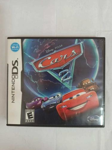 Cars 2 - Usado - Nintendo Ds - Mídia Física - Original