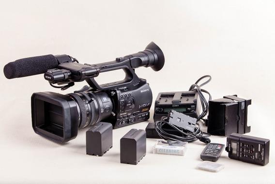 Filmadora Sony Hvr Z7