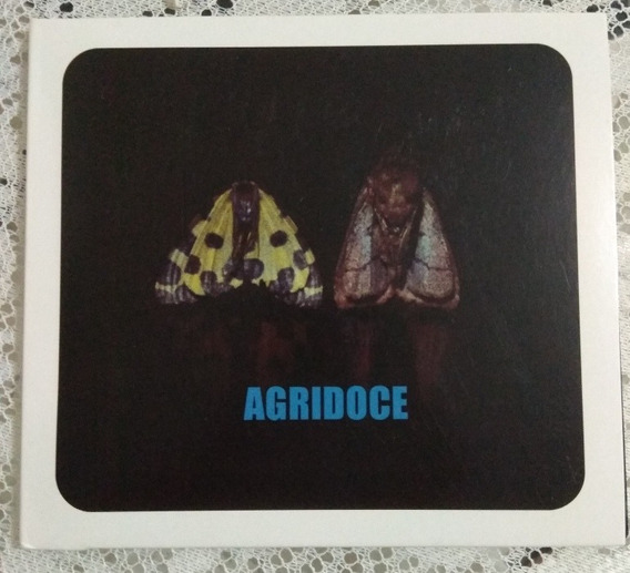 Cd Agridoce (pitty & Martin)