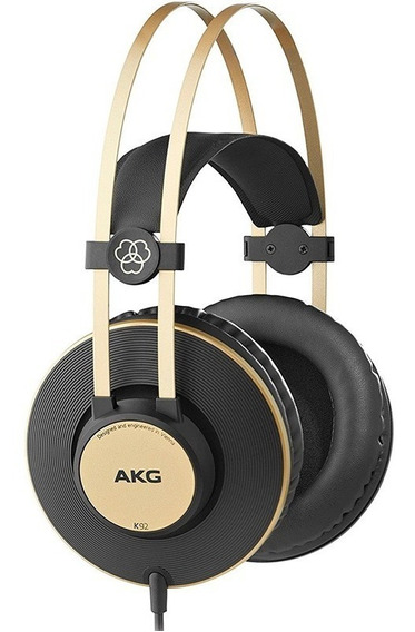 Headphone Fone De Ouvido Akg K92 Closed Back