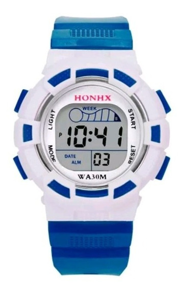 Relógio Digital Resistente À Água Compre 1 Leve 2