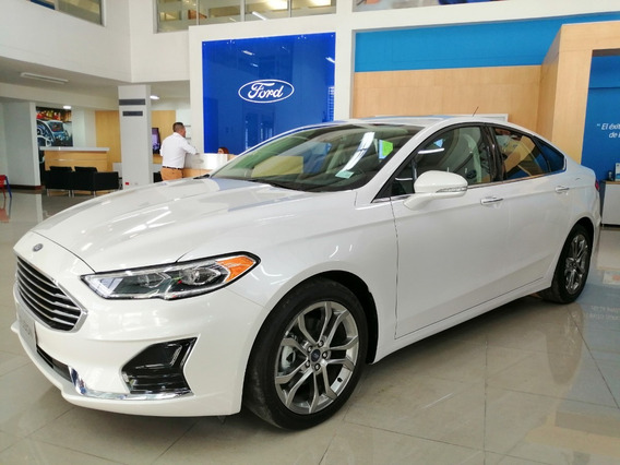 Ford Fusion Híbrido 2020