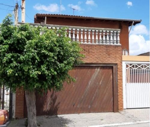 Imagem 1 de 15 de Sobrado Para Aluguel Por R$3.500,00/mês Com 240m², 3 Dormitórios, 1 Suite E 2 Vagas - São Miguel Paulista, São Paulo / Sp - Bdi35605