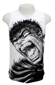 Camiseta Berserk Guts - - Regata