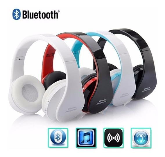 Fone De Ouvido Headphone Bluetooth E Mp3