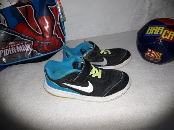 Zapatillas Nike Originales Varón Talle 28