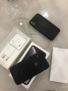 iPhone Xr Preto 64gb