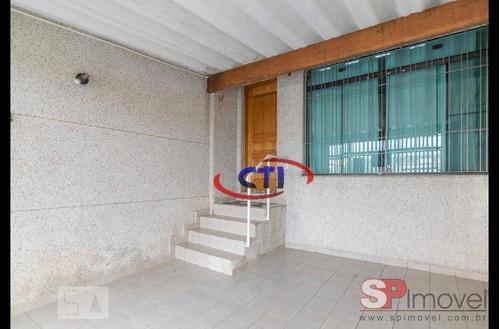 Imagem 1 de 10 de Sobrado Com 2 Dormitórios À Venda, 104 M² Por R$ 446.000,00 - Vila Mussolini - São Bernardo Do Campo/sp - So0598