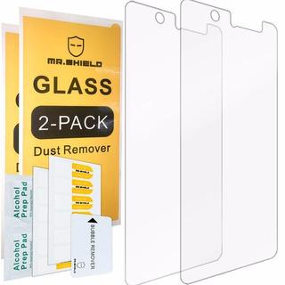 Film Glass Vidrio Templado X2 U Blu Vivo Selfie