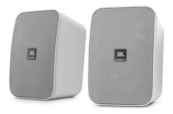 Caixa De Som Jbl Control X 100watts Bluetooth Pronta Entreg