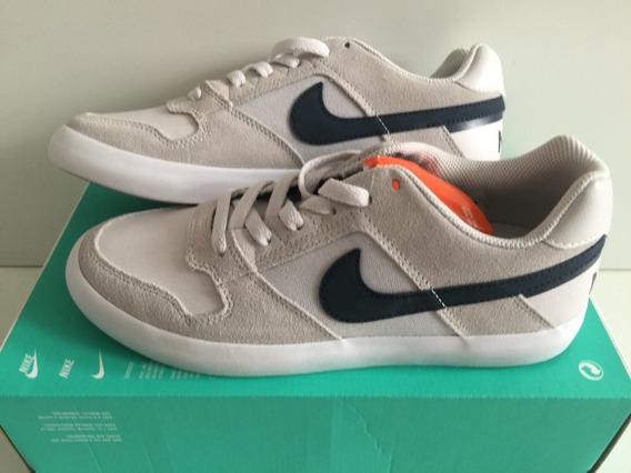 Zapatillas Nike Sb Delta Force Vulc Talle Eu41 Plantilla26cm