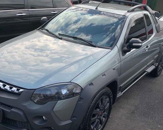 Fiat Strada 1.8 16v Adventure Ce Flex 2p 2017