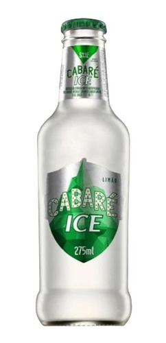 Kit Com 6 Unid Beb Mista Cabare Ice 275ml Limao
