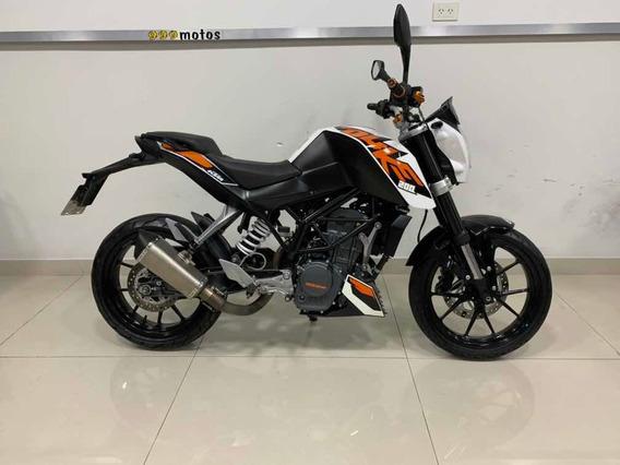 Ktm 200 Duke Moto Calle Nacked Usada 2016 999 Motos