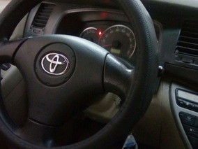 Toyota Corolla Isis 2008 Petrolero Van