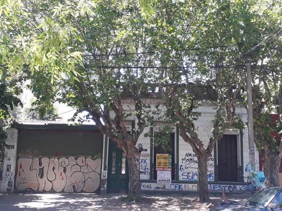 Galpón Y Casona En Alquiler - San Miguel