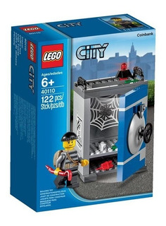 Lego City Coin Bank Alcancía 40110