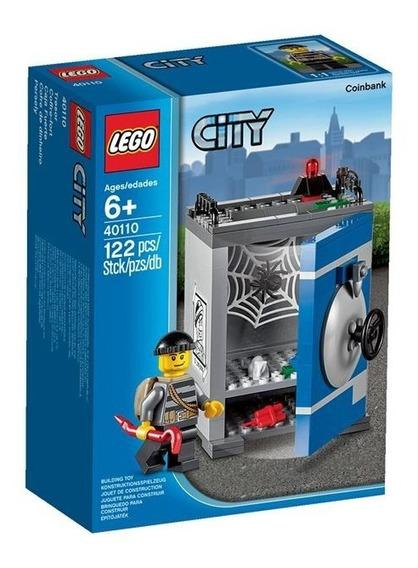 Lego City Coin Bank Alcancía 40110