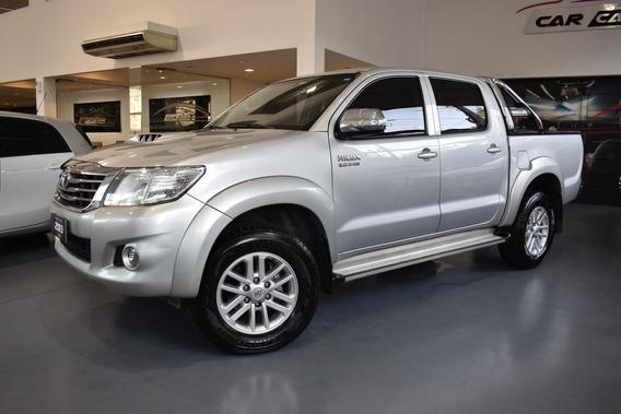 Toyota Hilux 3.0 Cd Srv Cuero 171cv 4x4 Automática - Carcash