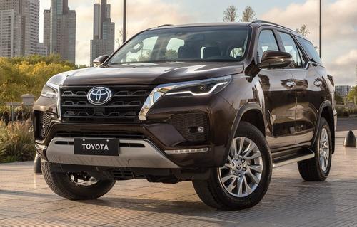 Toyota Sw4 2.8 Srx At 7 Plazas Linea Nueva 2021
