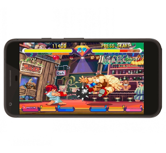 Coleccion Juegos Capcom Marvel X-men Street Fighter Android