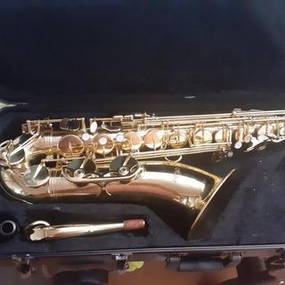Sax Tenor Holmer Color Dorado