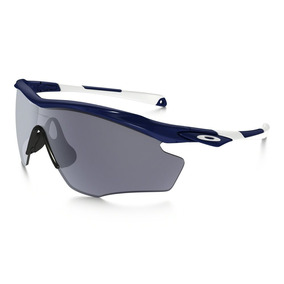 6350c22efa Lentes Oakley M2 Frame Xl Prizm Road Marco Azul Nuevos