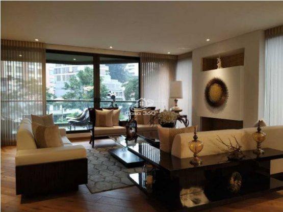Venta Apartamento El Nogal (chapinero)-2555134
