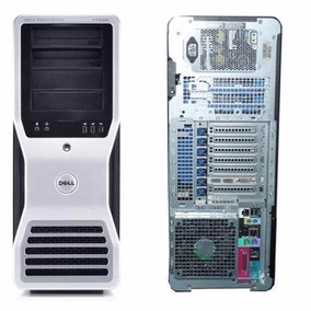 Servidor Workstation Dell Precision T7500 - Six Core