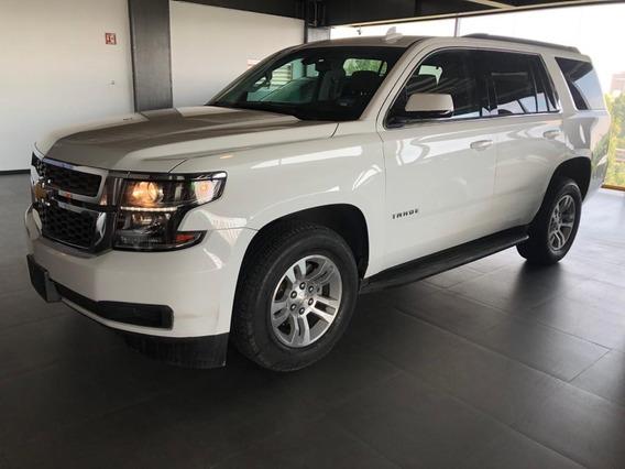 Chevrolet Tahoe Ls 2018 Paquete A Automática