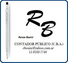 Contador Público - U B A