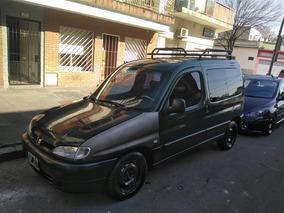 Peugeot Partner Patagónica 1.9 D Dh Aa Ab 1999