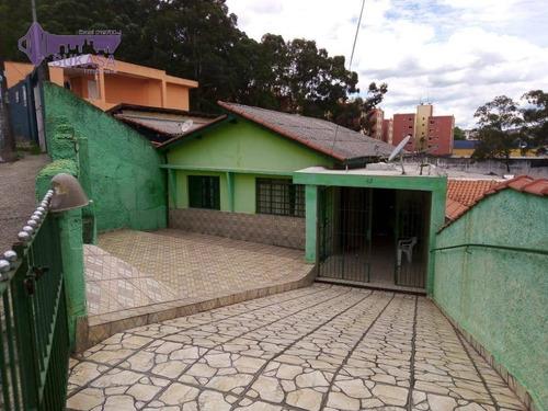 Casa Com 2 Dormitórios À Venda, 180 M² Por R$ 550.000,00 - Vila Vianas - São Bernardo Do Campo/sp - Ca0265