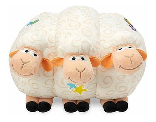 Peluche Ovejas Bo Peep Billy, Goat Y Gruff Toy Story 4 Disne