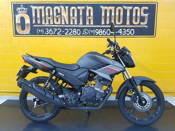 Yamaha Ys 150 Fazer Sed - 2020 - Preta - Km 300