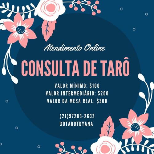Consulta De Tarot Atendimento Online