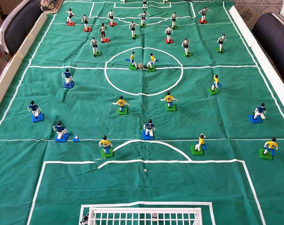 Jogo Gulliver Futebol Club 2 Anos 80 / 90 Com Caixa + Placar