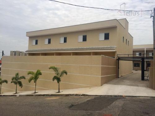 Sobrado Em Condomínio Jardim Gonçalves 2 Suítes, Apenas R$ 265mil - Ca1047