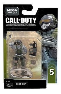 Megaconstrux Call Of Duty Simon Riley Serie 5